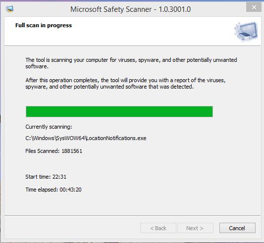 SafetyScanner